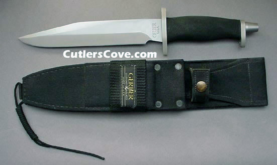 Gerber Bmf Basic Multi Function Survival Knife System That